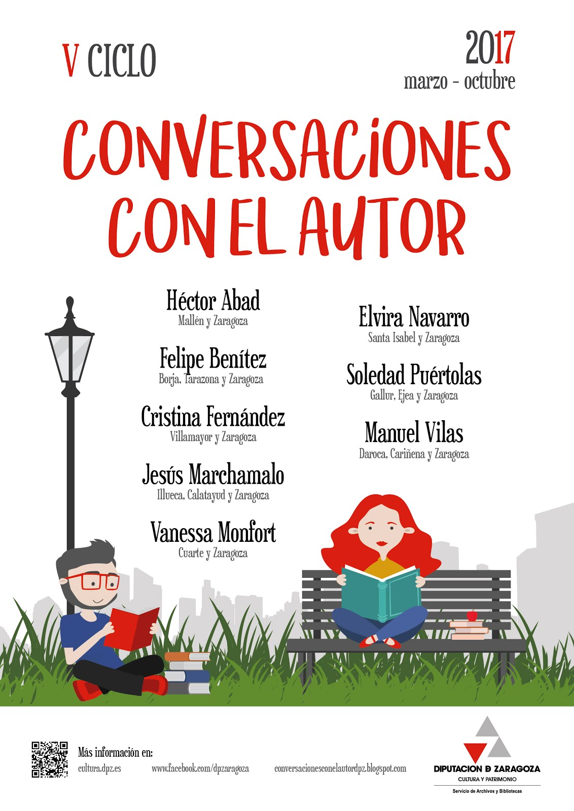 V Ciclo Conversaciones con el autor DPZ
