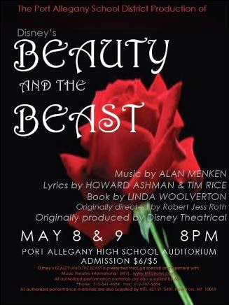 5-8/9 Beauty And The Beast