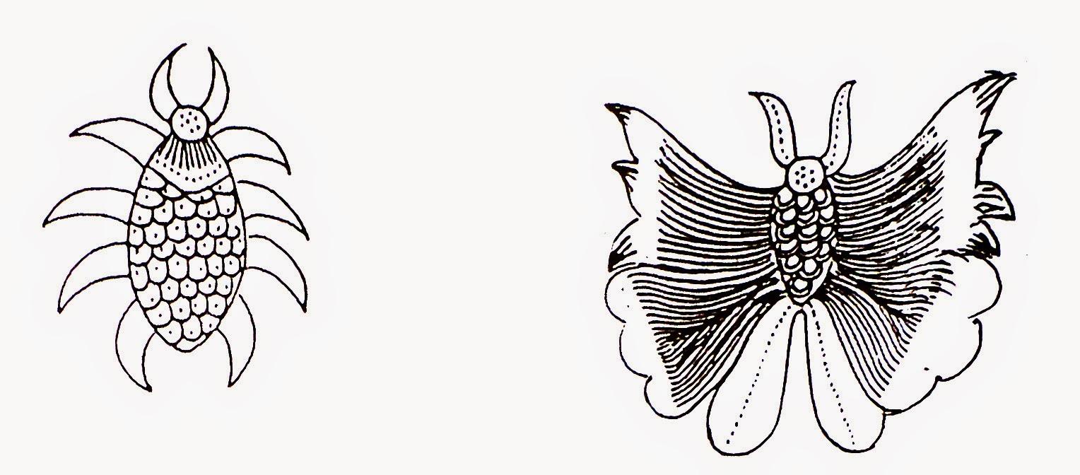 Guru BATIK.blog: Membuat Desain Motif Tumbuhan/ Binatang