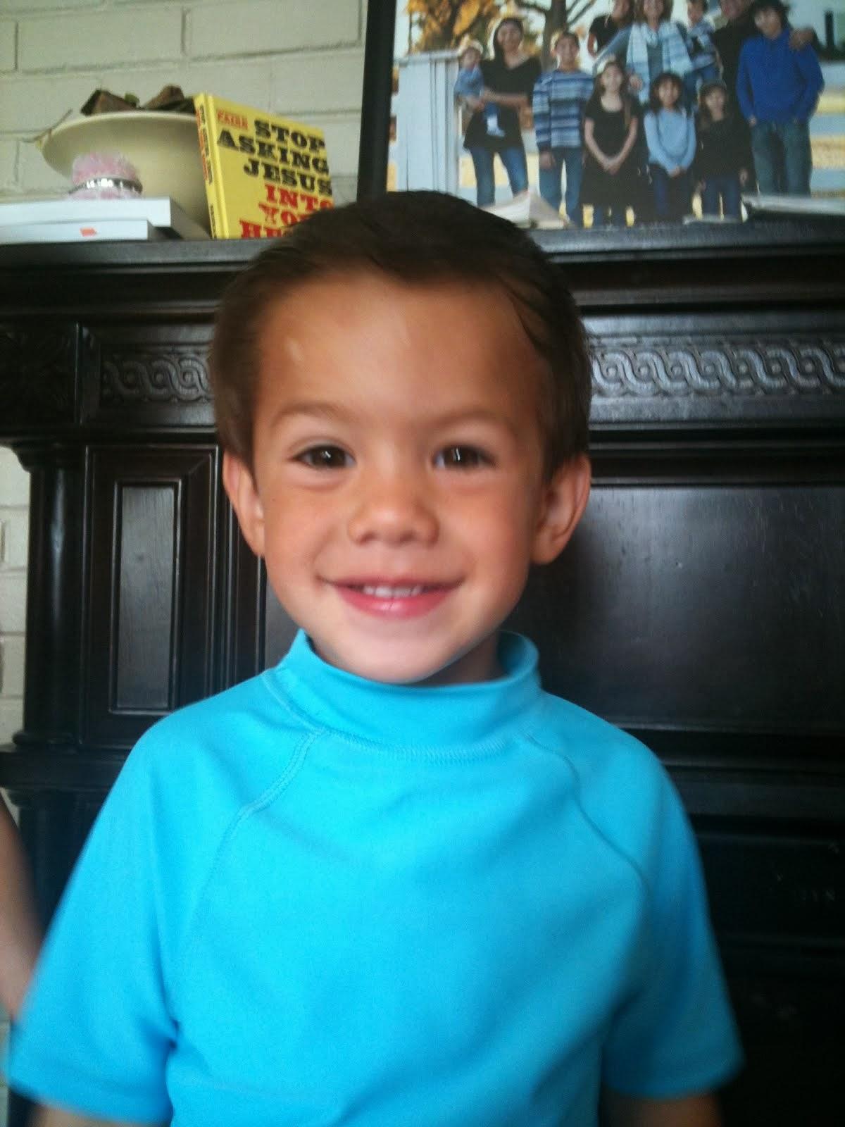 Joseph Daniel, age 3