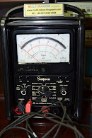 Analog Multimeter SIMPSON 270