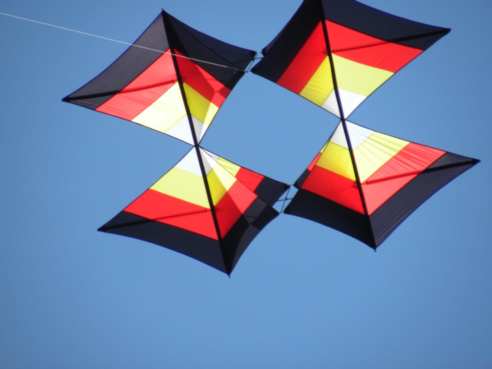 ... Madison - 50174 - Delta Kites 4.5 Foot Deltas - World Wind Kites