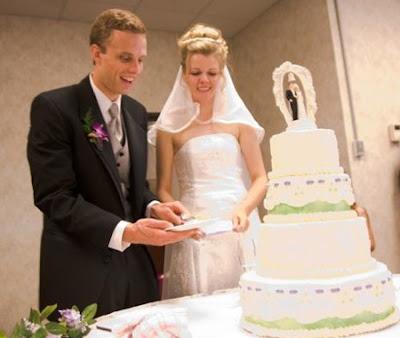 German Wedding Cakes decoration