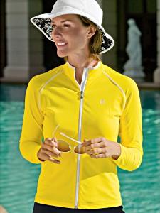ropa con proteccion solar