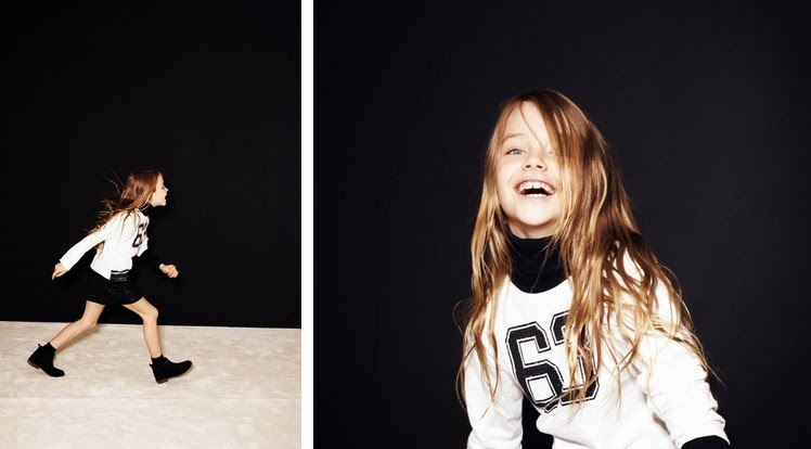 zara kids lookbook 2013