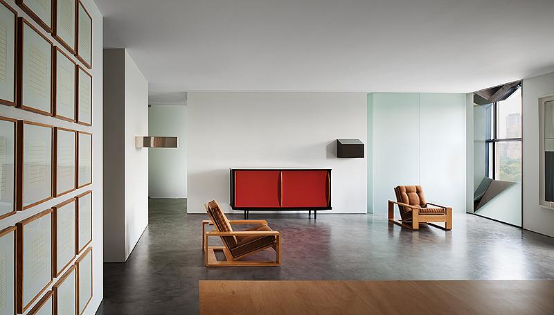 Interiores minimalistas resumen semanal interiores - Muebles diago valencia ...