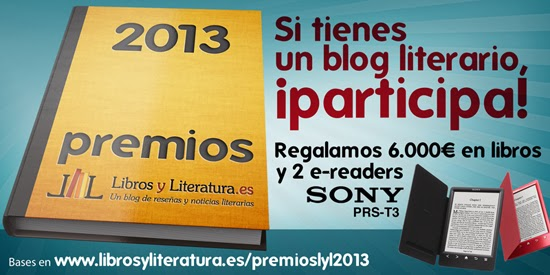 Ganadora de Concurso Reseñas Literarias 2013