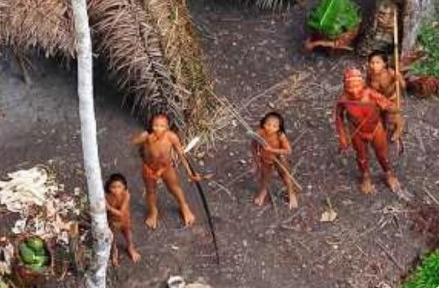 Η χαμένη φυλή της ζούγκλας του Αμαζονίου