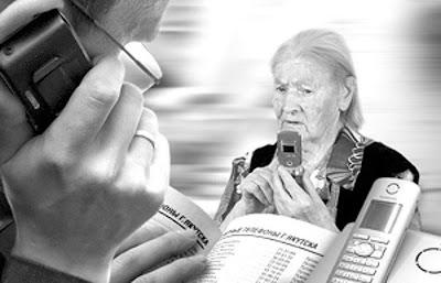 Мобильные мошеники против стариков