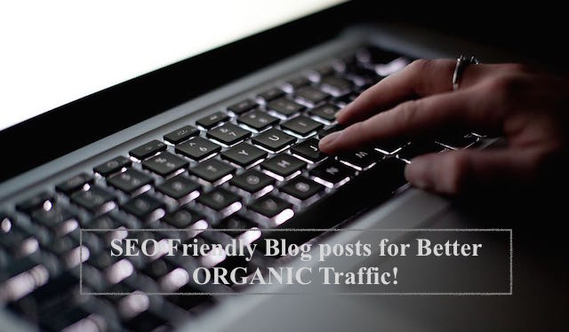 Write SEO Friendly Blog Content