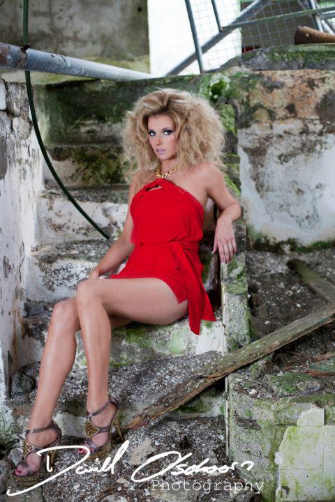 hilda murphy - makeup artist  photoshoot
