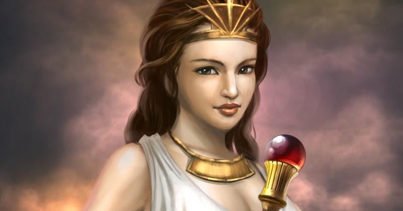 Dioses de la antigua grecia diosa hera for En la mitologia griega la reina de las amazonas