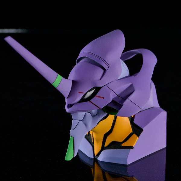 Evangelion Unit 1 Resin Head