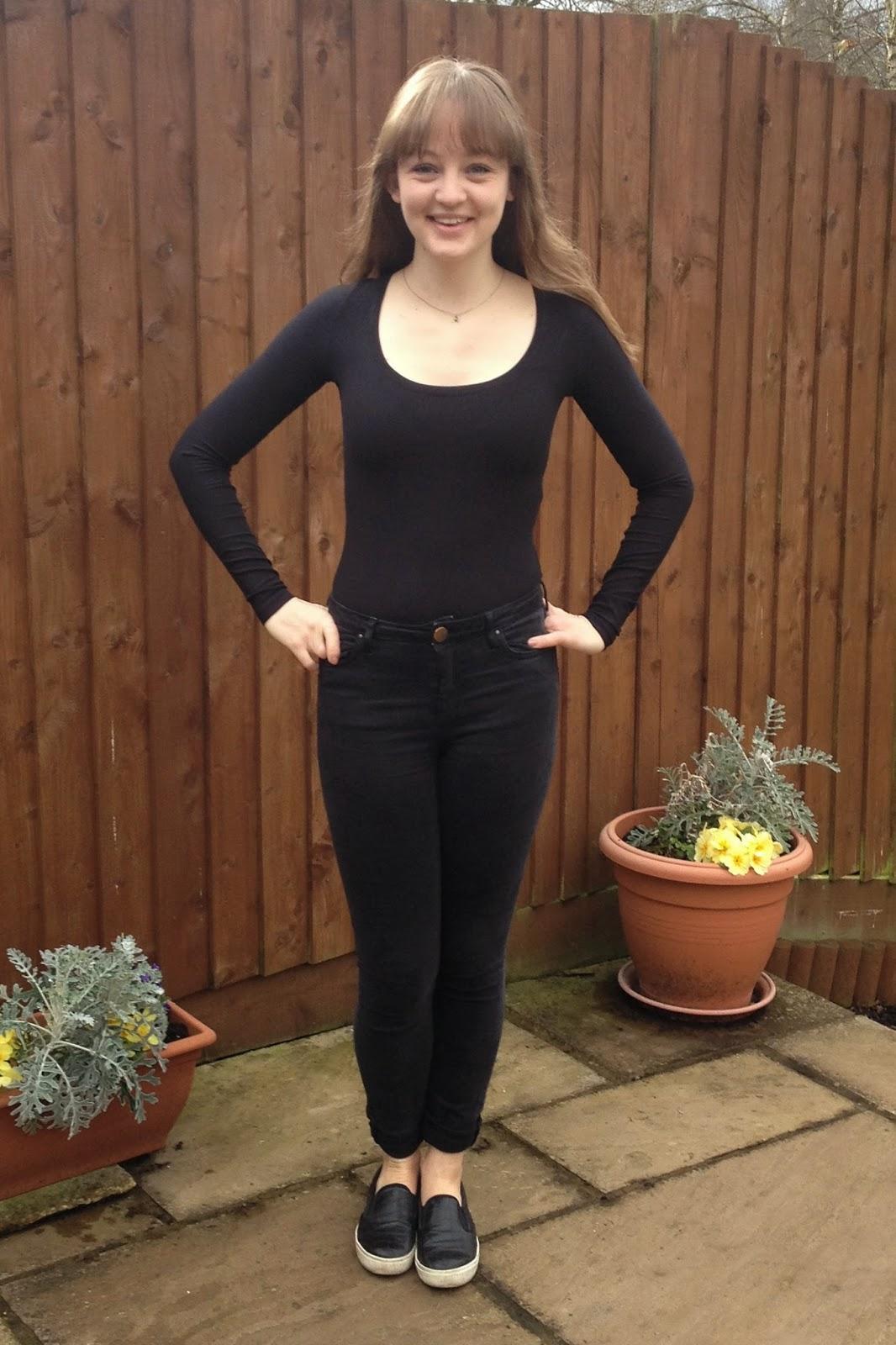 Diary of a Chain Stitcher: Bamboo Jersey Nettie Bodysuit