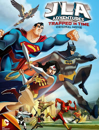 Liga De La Justicia: Atrapados En El Tiempo (2014)