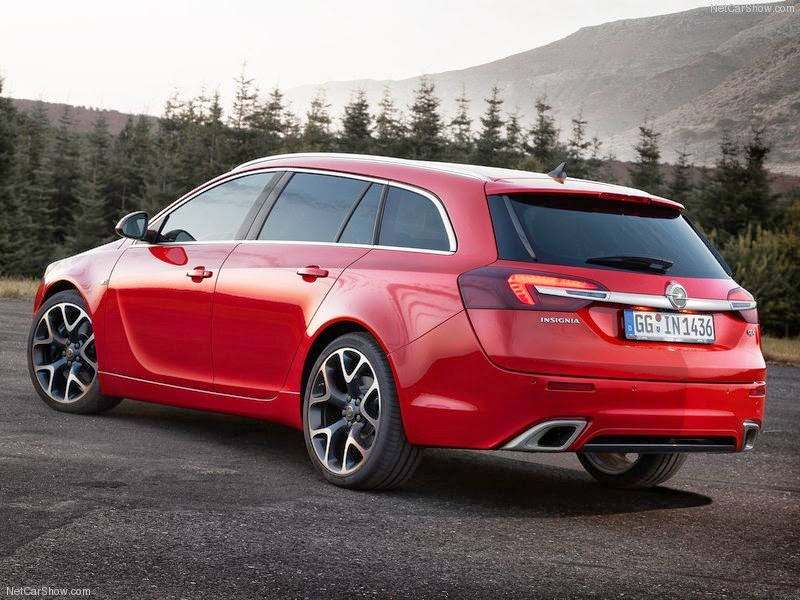 2014 Opel Insignia OPC Sports Tourer
