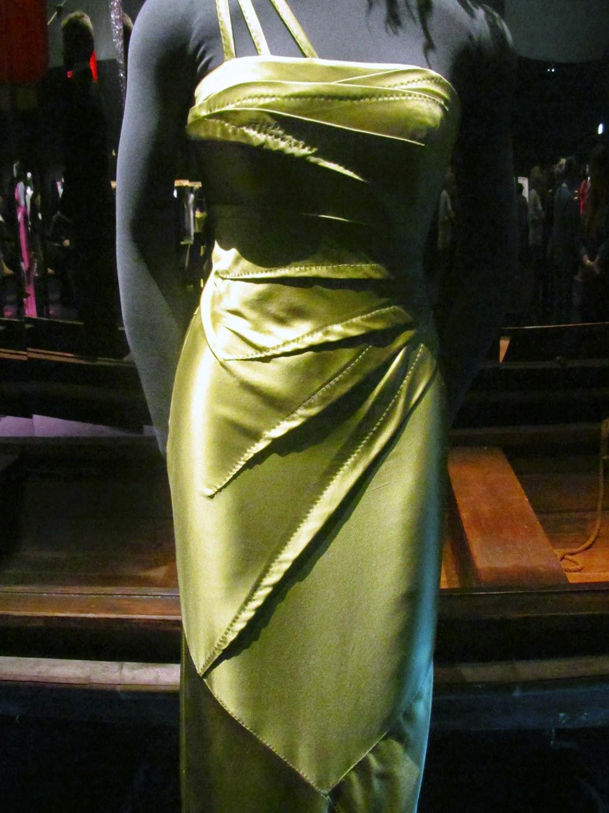 beautiful lime green dress