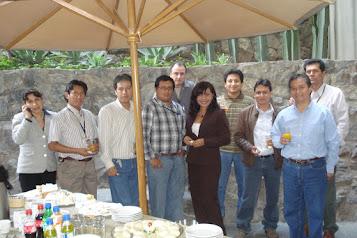 PERÚ, LIMA (varias empresas energéticas, octubre 2008)