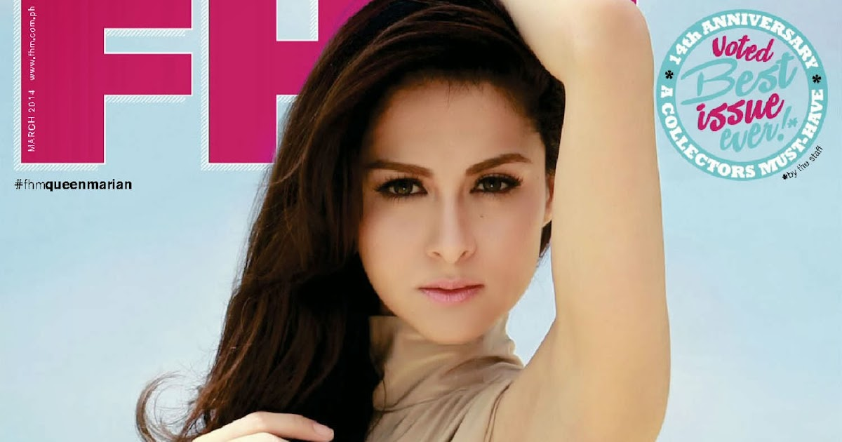 You Marian rivera fhm cover join. And