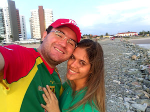 Pôr do sol com my lovitcho !!!