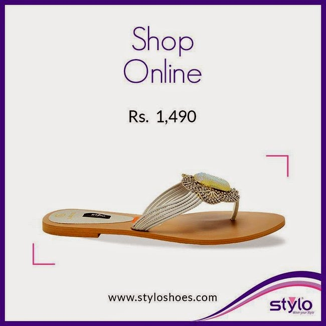 Stylo Shoes Eid Footwear Collection 2014