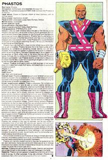 Phastos (ficha marvel comics)