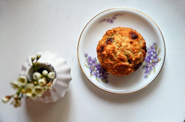 vegane bananenmuffins ohne zucker scones berries. Black Bedroom Furniture Sets. Home Design Ideas