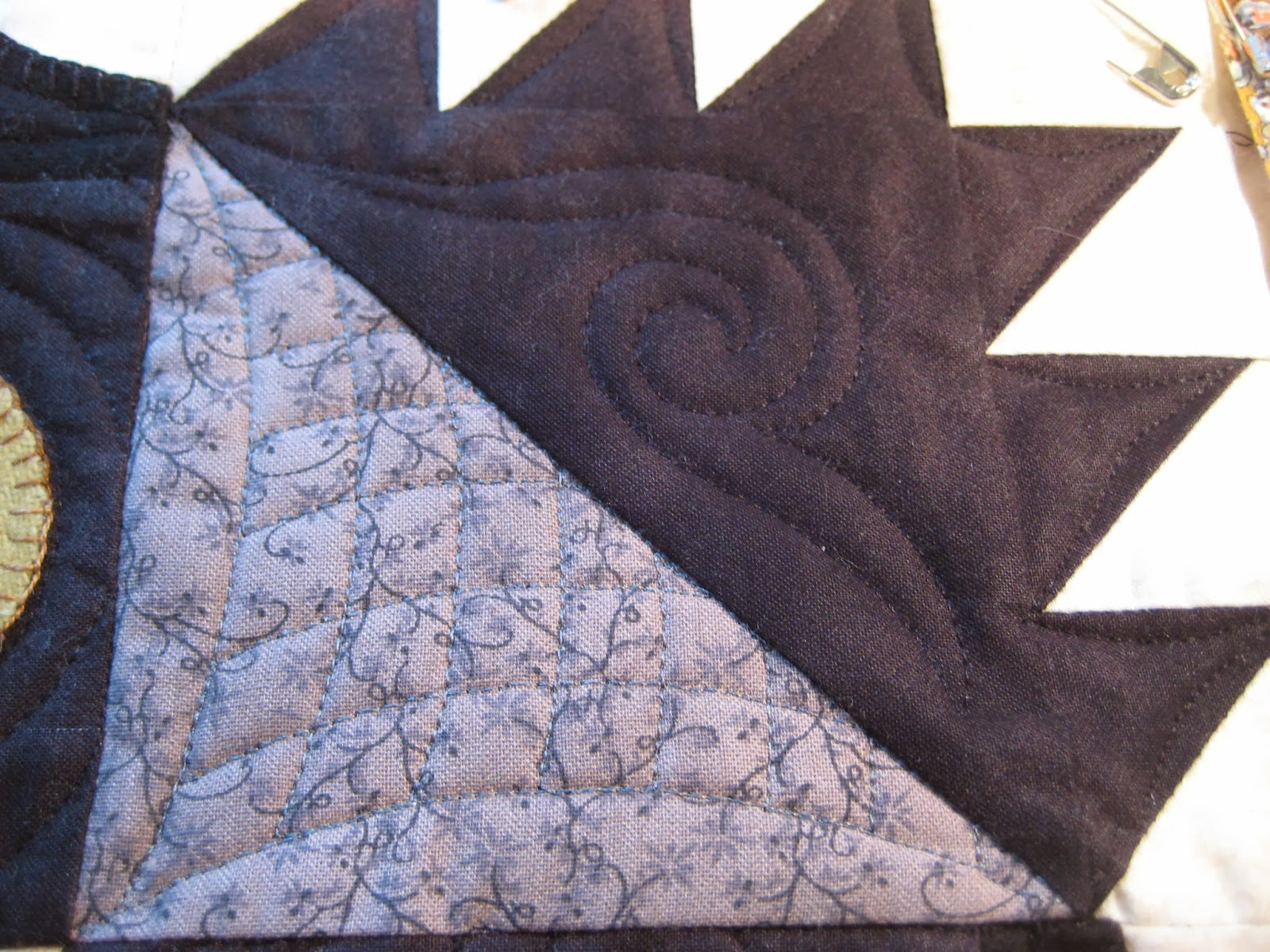 Amy S Free Motion Quilting Adventures Ruler Work Resource