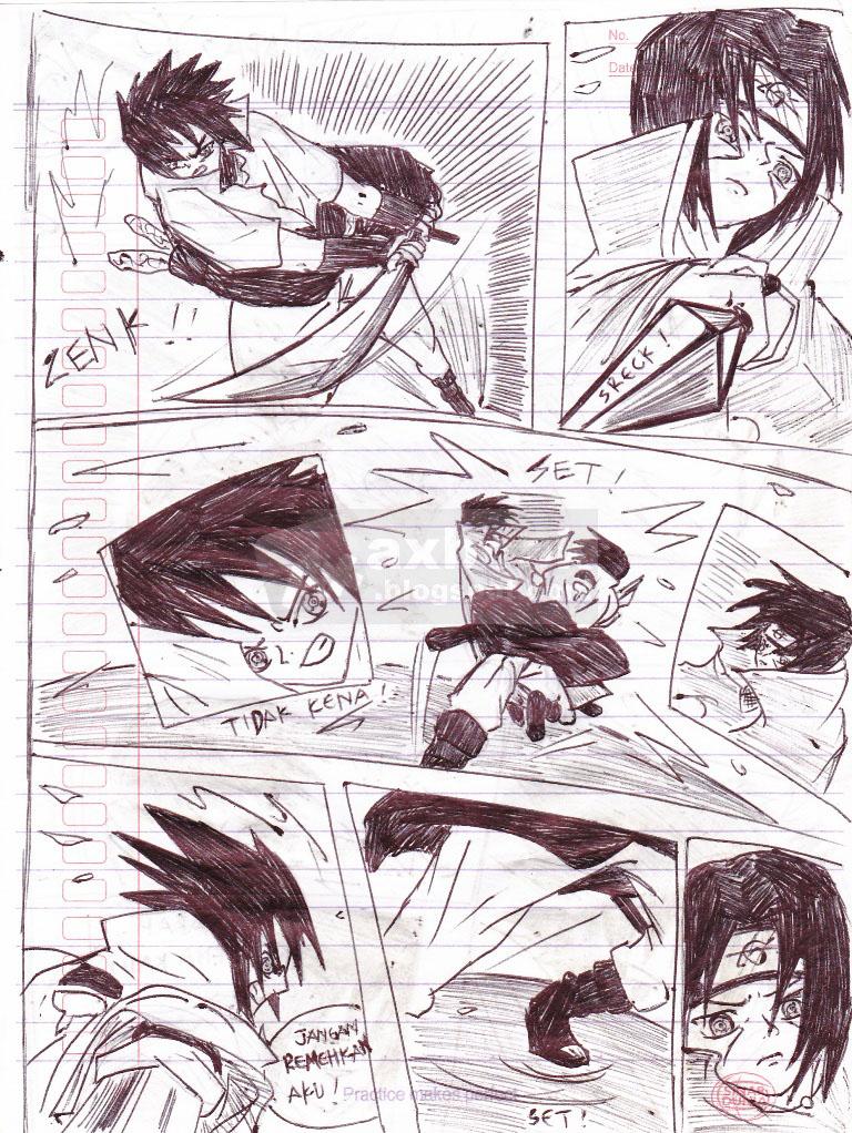 Uchiha vs Uchiha-02 (by Ax !) - Jika Gambar Tidak Keluar, Silahkan Tekan F5