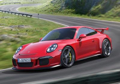 Porsche 911 GT3 (2013) Front Side 1
