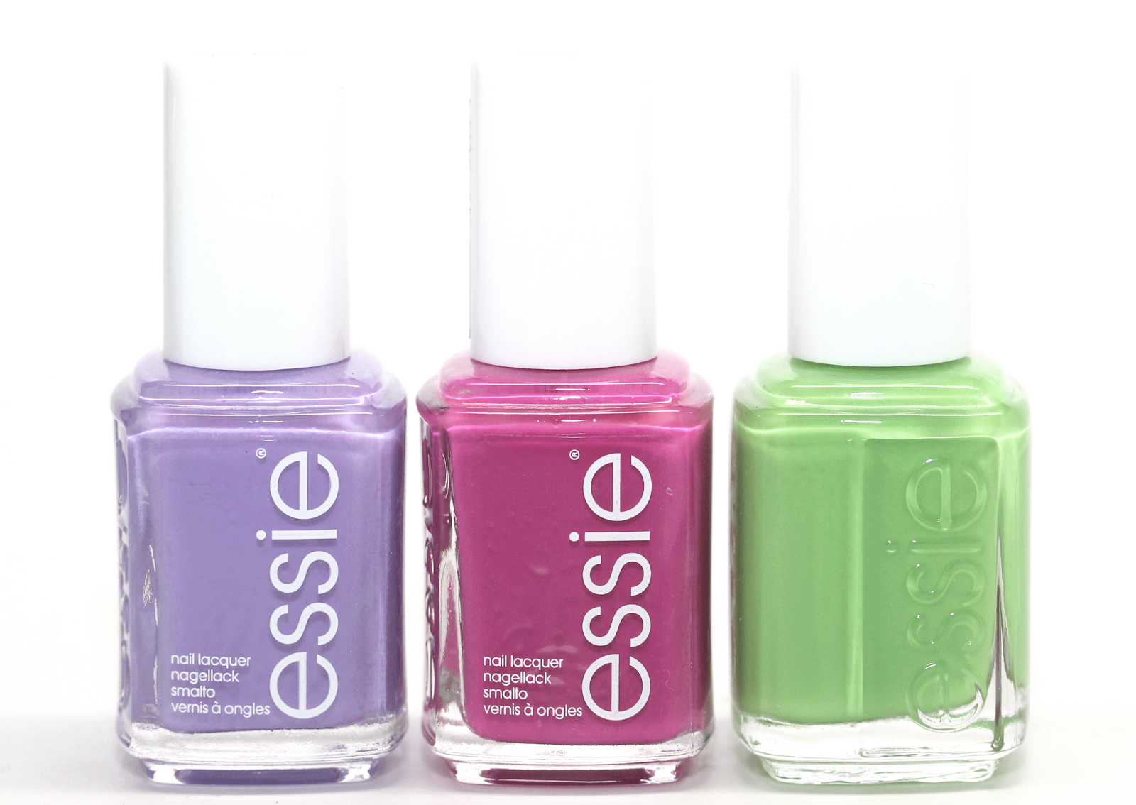 ESSIE NEON COLLECTION: REVIEW, PHOTOS & SWATCHES   Makeup Revolution