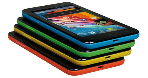 Smartphone dual sim Android KitKat Mediacom compatto
