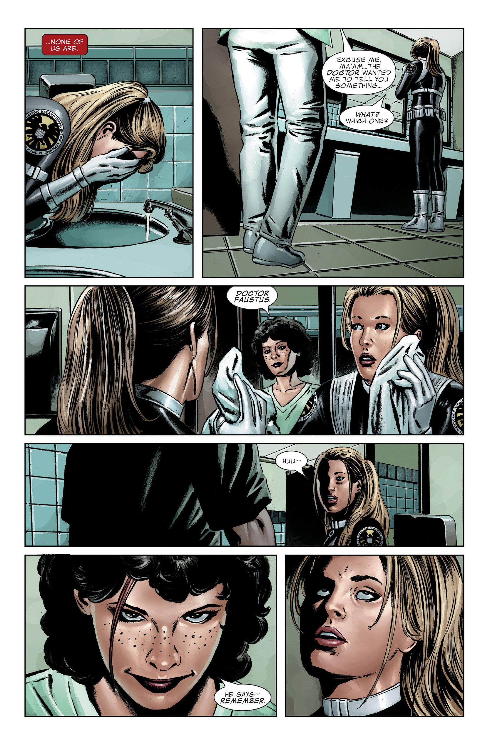 Captain America (2005) Issue #25 #25 - English 32