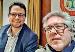 """Javier Ilundain, """"Los buenos hombres de Olite"""", (Gobierno de Navarra y Ayuntamiento)"""
