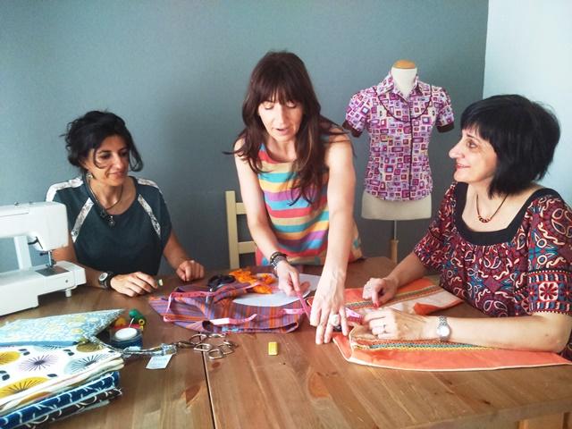 taller reciclaje creativo, moda sostenible, ocio singular, ociosingular, talleres,crisb