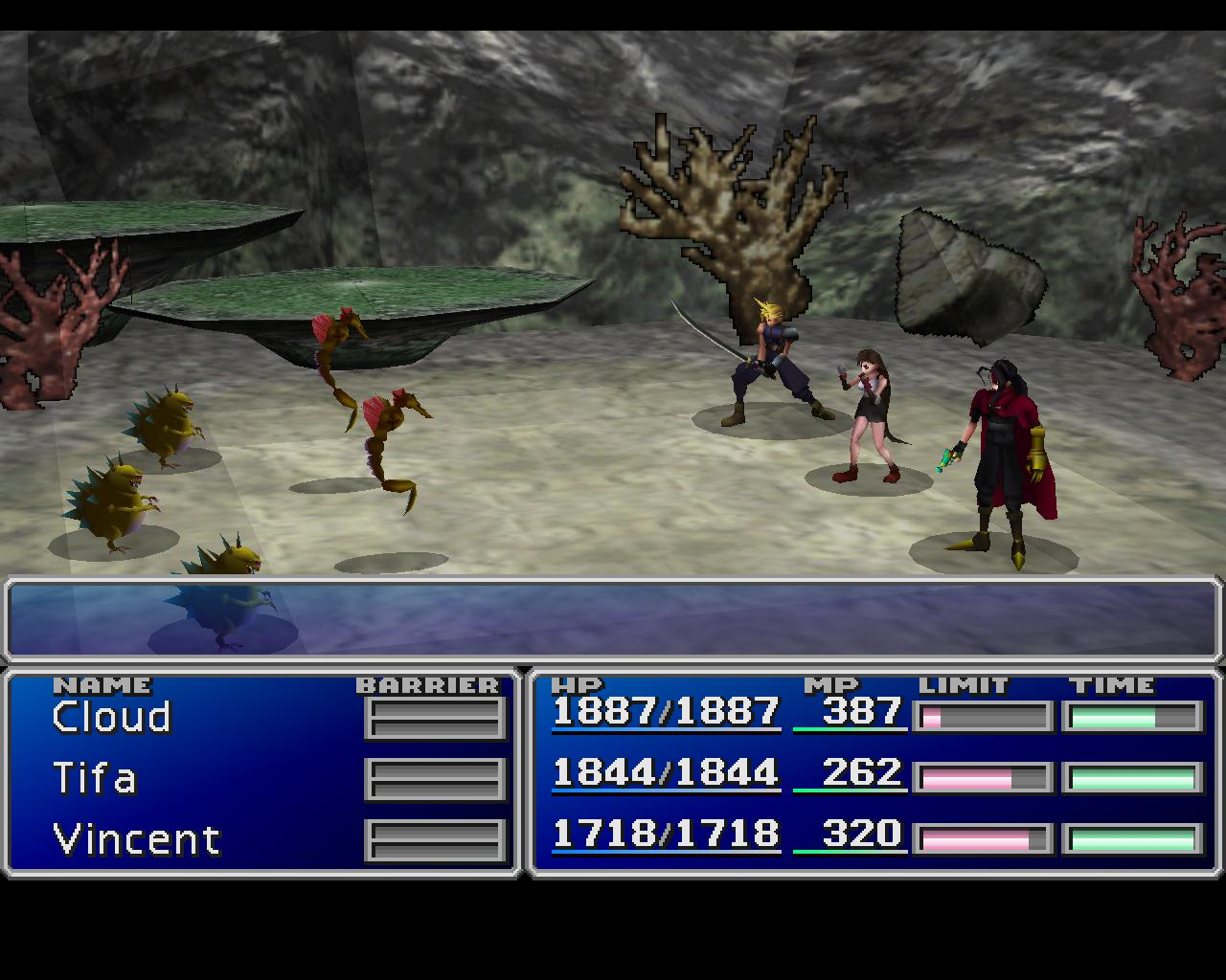 forgotten city ff7