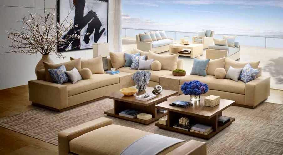 Ide Desain Furniture Desain Ruang Tamu Modern