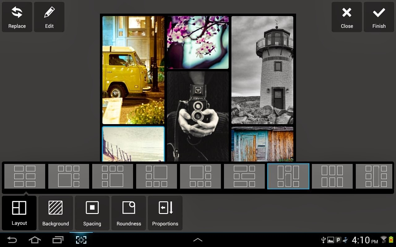 Free Android Photo Editings Apps