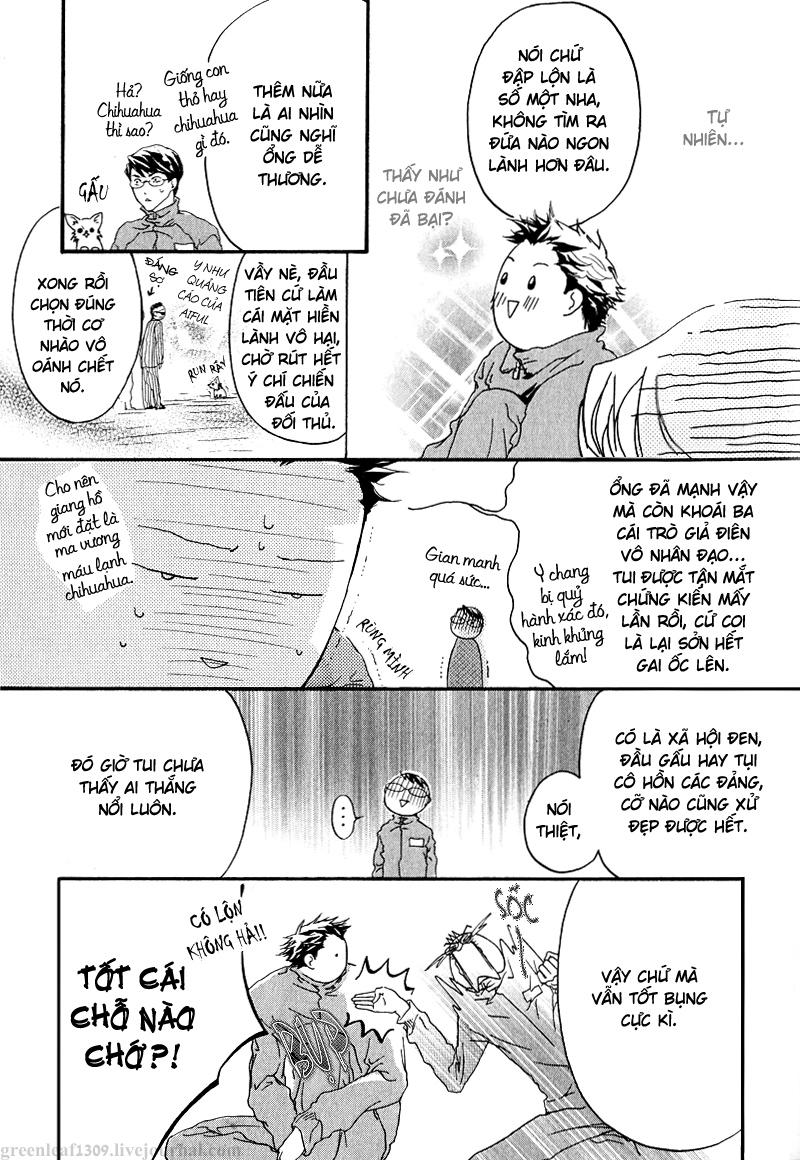 Ac Quy Dang Yeu Chap 2 - truyen Ác Quỷ Đáng Yêu online