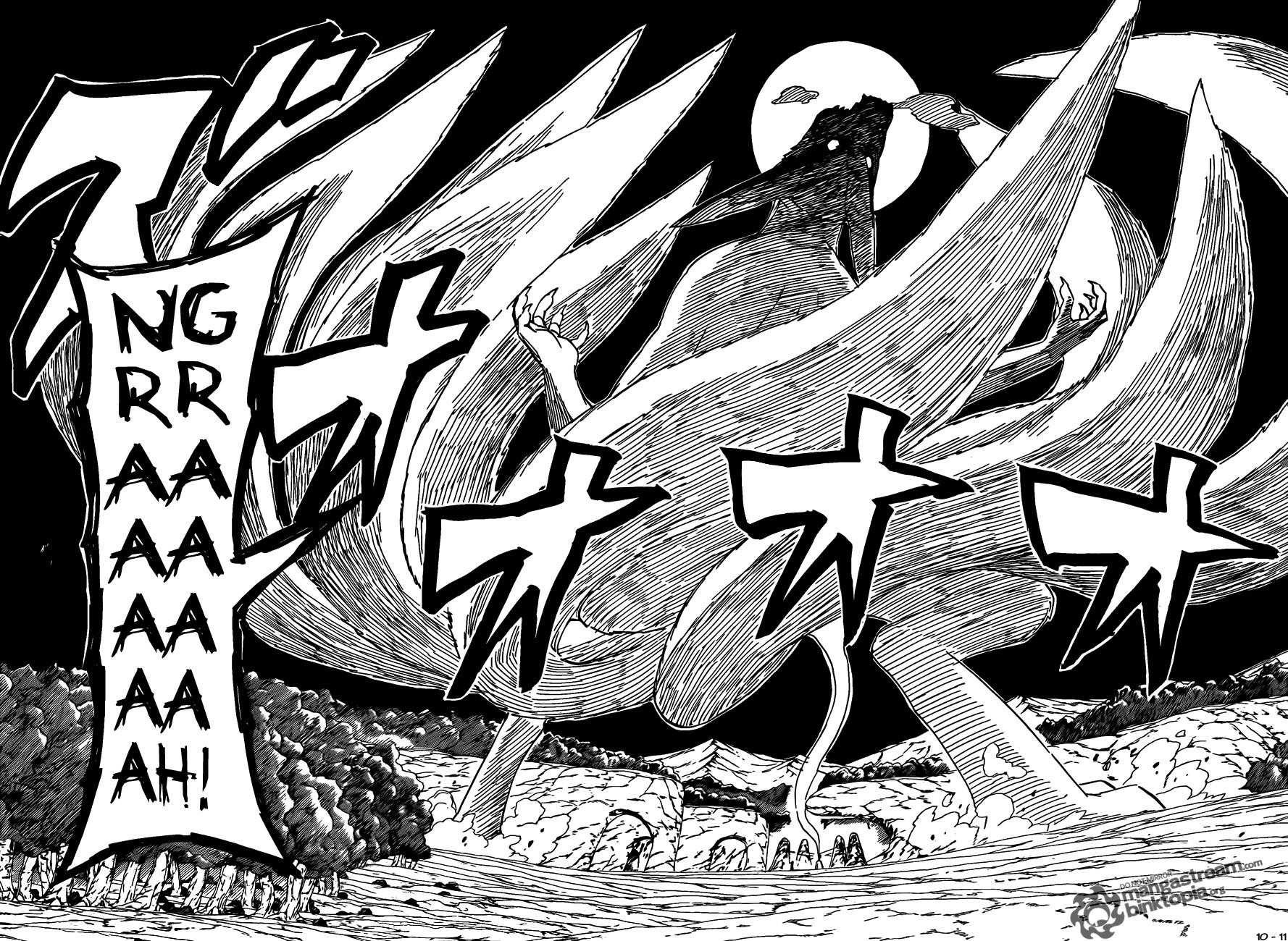 Naruto chap 501 Trang 10 - Mangak.info