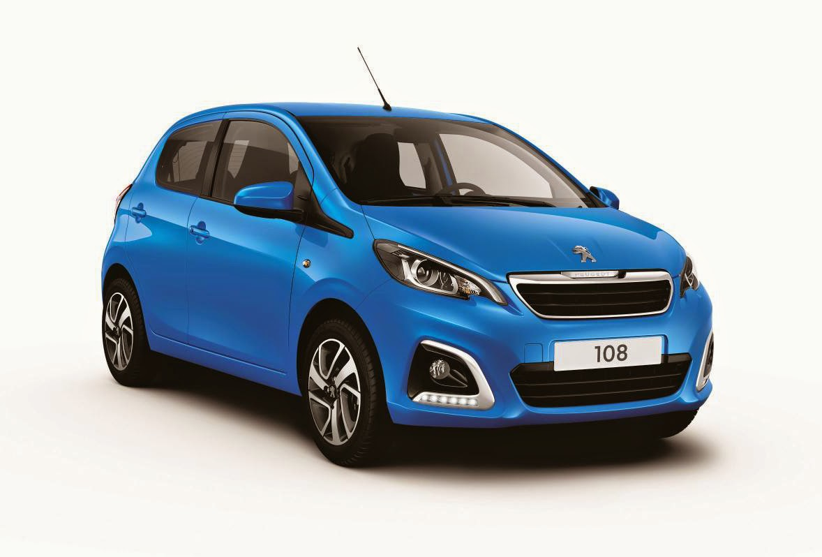 Peugeot s city car gets new engines new technology and a roland garros work up