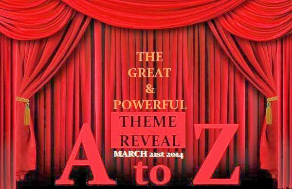 Join the A to Z theme reveal!