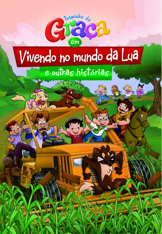 Download - Turminha da Graça: Vivendo no Mundo da Lua – Vol. 5 – DVDRip AVI + RMVB Nacional