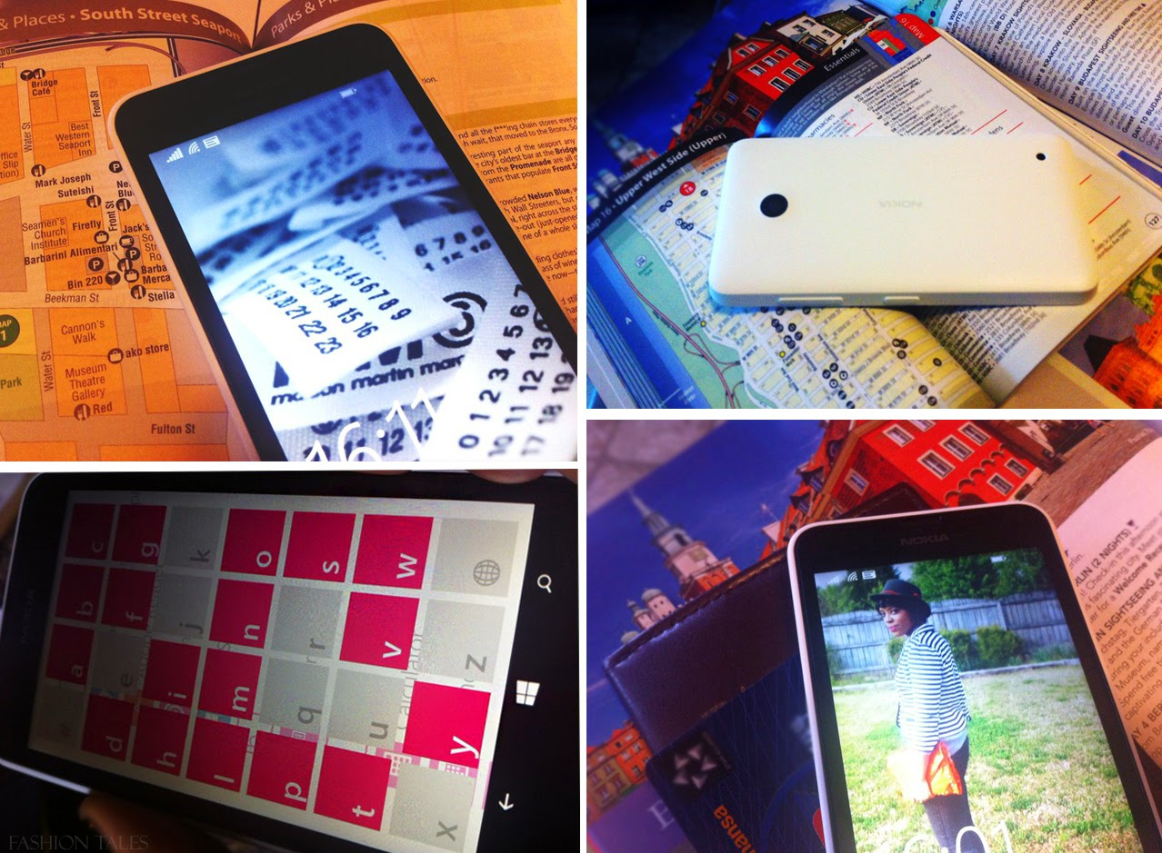 Nokia Lumia 635 StyledbyLumia challenge