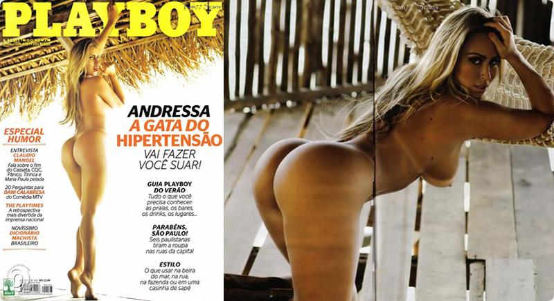 Playboy Janeiro – Andressa Ribeiro