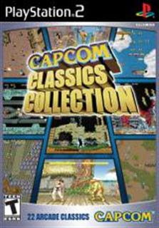 Super Compactado Capcom Classics Collection Vol. 1 PS2