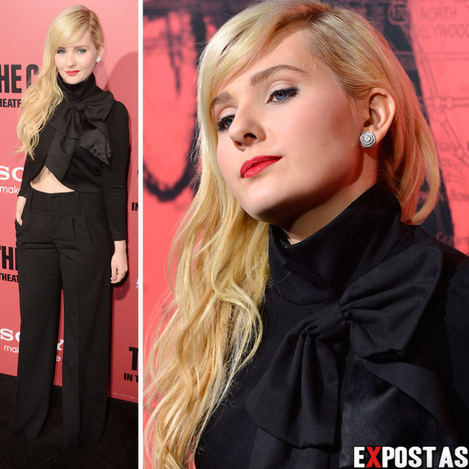 Abigail Breslin: &quot;The Call&quot; Los Angeles Premire, Hollywood - 05 de Maro de 2013