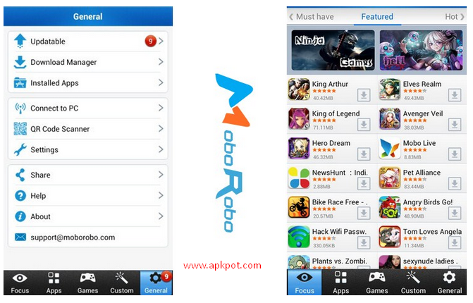MoboMarket APK Latest Version V3.2.2 Free Download For Android