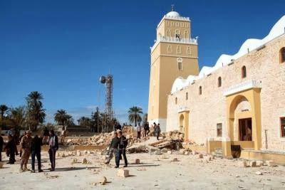LIBYA UNREST BOMBING