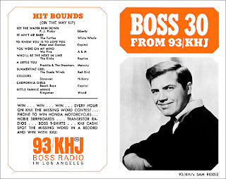 KHJ Boss 30 No. 1 - Sam Riddle